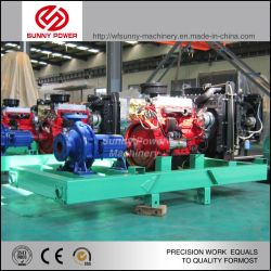 Zinc Plant High Head Pressure Sewage Water Handling Horizontal Slurry Pump