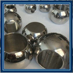 Solid/Hollow Steel Ball with Hole, Drilled Stainless Steel Ball for Jewelry or Decoration