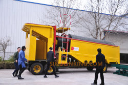 Gold Mining Processing Separation Gold Recovery Sluice Box