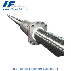 Precision Ground Ball Screw for Machining Centers
