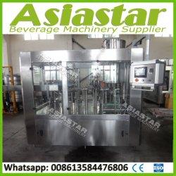 Automatic 6000bph Orange Juice Beverage Bottling Packaging Machine
