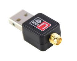 150Mbps 2dB WiFi Antenna USB WiFi Receiver Wireless Network Card 802.11b/N/G