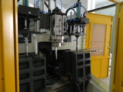 65-75 TPU Foam Football Sports Sole Plastic Extrusion Hollow Blow Molding Machine/Blowing Moulding Machiery