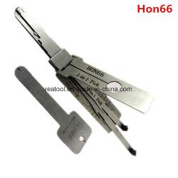 Original Lishi Hon66 2 in 1 Locksmith Tool Lock Pick and Decoder
