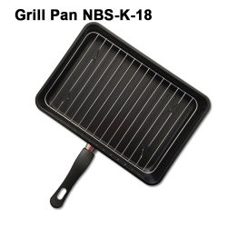 BBQ Non-Stick Grill Pan for DIY Food