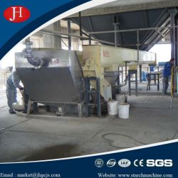 Potato Starch Processing Machinery