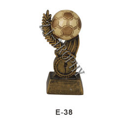 Resin Sports Crafts E-38