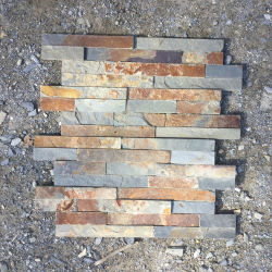 China Wholesale Custom Cheap Slate Stacked Stone (SMC-SCP296)