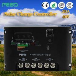 Price 12V/24V Auto LED Display USB Solar Charge Controller