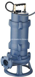 Sewage Pump (grinder impeller) New Product with CE