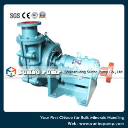 Heavy Duty High Abrasive Resistance Mine Industry Centrifugal Slurry Pumps