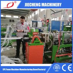 EPE Foam Fruit Net Machine Jc-90mm Machine Extruder Plastic Packing Machinery Manufacturer Expandable Polyethylene