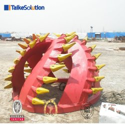 Good Quality Cutter Suction Dredger for Sand Dredging