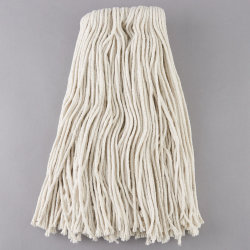 Heavy Duty 4 Ply Yarns Natural White Cotton Mop Head