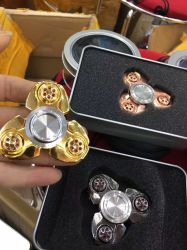 Hand Spinner Metal Toy at Stock