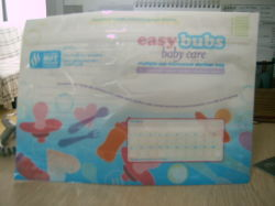 Microwave Sterilization Bag for Mothercare