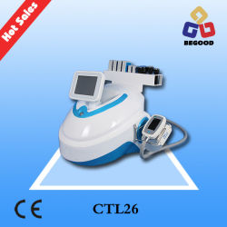 Mutifuctional Slimming Beauty Machine/ Cryolipolysis+Lipolaser+Cavitation+RF Salon Product