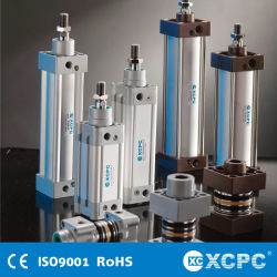 Pneumatic Cylinder (SI ISO 6431)