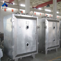 Box Type Microwave Vacuum Dryer for Fruit and Vegetable /Vacuum Drying Machine