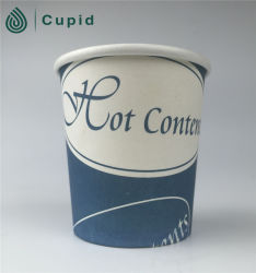 Single Side PE Coated Paper Cup for Vending Machine Hot Drink