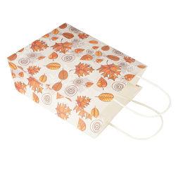 Wholesale Print Color Rope Handle Manufacturer Paper Packaging Bag