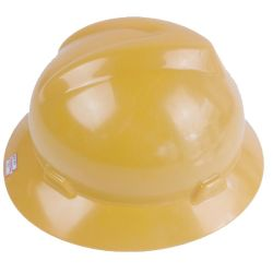 ABS Security Helmet Construction PPE Safety Equipment Industrial Hard Hat