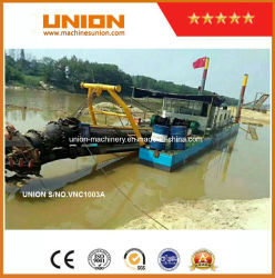 Hydraulic System Cutter Suction River Sand Pump Dredger