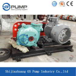 China Factory Supply High Quality Process Chemical Gravel Slurry Pump