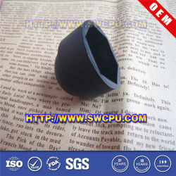 Customized Waterproof Salt and Pepper Plastic Bottle Caps / Insulation Corrgated End Cap