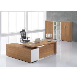 Bon Modern Design Melamine Type Office Desk With Side Return