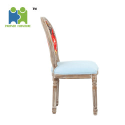 (JILL) Dining Room Furniture Wholesale Classic Solid Wood Chair