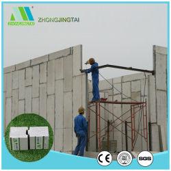 Anti-Seismic Sound Concrete Foam Board EPS Cement Sabdwich Panel for Building