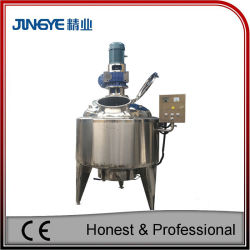 Agitator Mixer Slurry Mixing Tank with Pressure Vessel