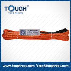 Synthetic Braid Line UHMWPE Rope for Helicopter Longline