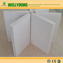 12mm Fire Resistant MGO Panel for Partition Wall