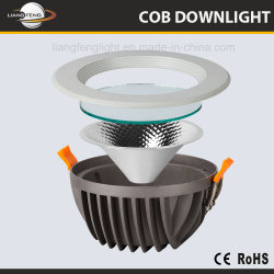 TUV Ce Apporved New Model Aluminum 10W/15W/30W/60W LED Downlight