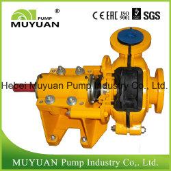 Wear Resistant Rubber Lined Mine Dewatering Slurry Pump