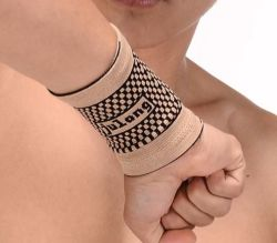 Keeping Warm Sport Wrist Band Pads Protector Support