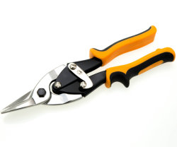 "High Carbon Steel 10"" Aviation Snip Tin Snips Cutter Tool"
