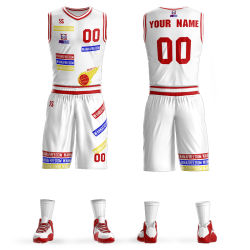 e1f19516f099 Adult Sports Clothing Basketball Training Jersey Set Men Blank College  Tracksuits