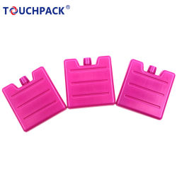 Small Reusable Long Lasting Ice Packs for Lunch Boxes, Ice Freezer Box Camping, Ice Cooler Box for Food Delivery