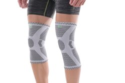 Athletics Knee Compression Sleeve Support for Running Jogging Sports