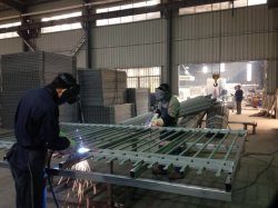 Galvanized Steel Fencing Pressed Spear