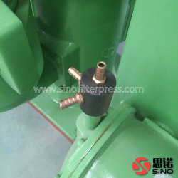 Popupar Piston Pump for Ceramic Slurry