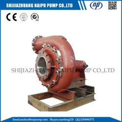 Rubber Lined Vertical Slurry Pump DC Driving Type with Motor