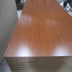 Good Price Plain MDF / Melamine Faced MDF Board for Furniture Decoration