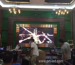 P3.91 Indoor Rental LED Video Wall for Wedding/Banquet/Party (500*500mm)