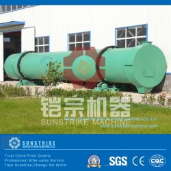 Large Scale Rotary Dryer for Bentonite, Coal Slurry, Fluorite, Graphite