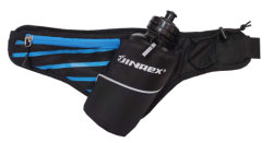 Sports Cycling Security Pocket Bag Two Waterbottle Waist Running Bag