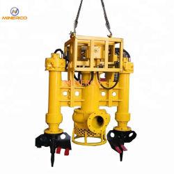Abrasion Resistant Submersible Slurry Pump for Sand Dredging